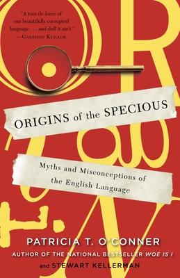 Origins of the Specious Cover