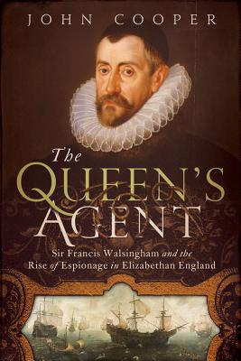 The Queen's Agent Cover