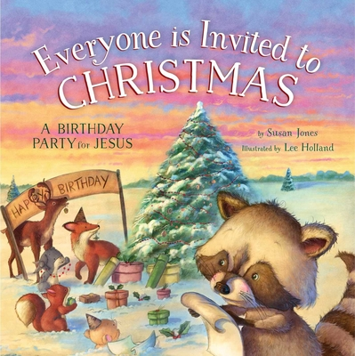 Everyone Is Invited to Christmas (Forest of Faith Books) Cover Image