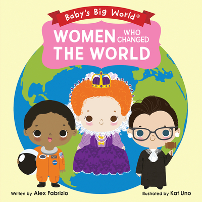 Women Who Changed the World Cover Image
