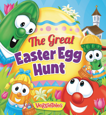 The Great Easter Egg Hunt (VeggieTales) Cover Image