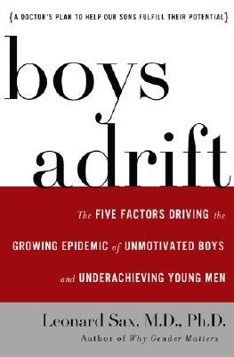 Boys Adrift Cover