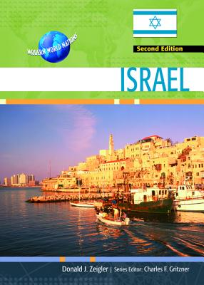 Israel (Modern World Nations) Cover Image