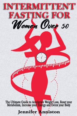 Intermittent Fasting for Women Over 50 Cover Image