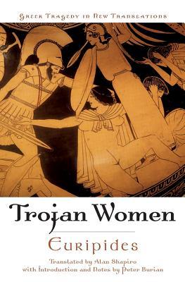 Trojan Women (Greek Tragedy in New Translations) Cover Image