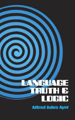 Language, Truth and Logic (Dover Books on Western Philosophy) Cover Image