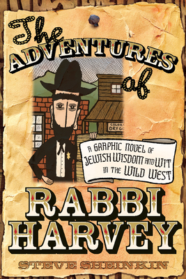 Cover for The Adventures of Rabbi Harvey