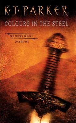 Cover for Colours in the Steel