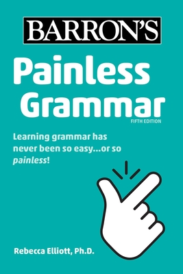Painless Grammar (Barron's Painless) Cover Image