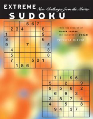 Extreme Sudoku Cover