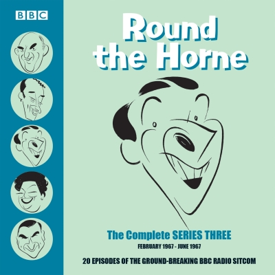 Round the Horne: Complete Series 3: Classic Comedy from the BBC Archives Cover Image