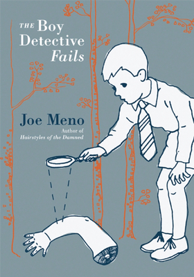 The Boy Detective Fails Cover