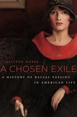 Cover for A Chosen Exile