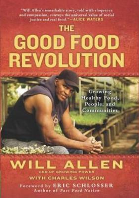 The Good Food Revolution Cover
