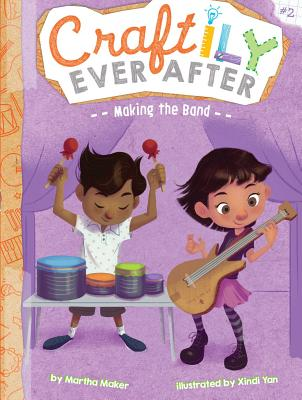 Making the Band (Craftily Ever After #2) Cover Image