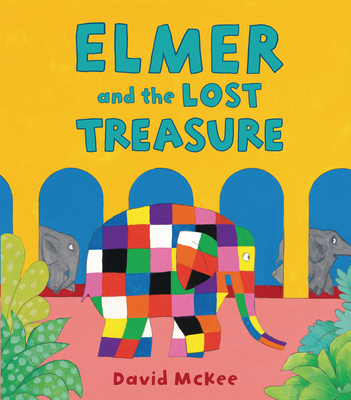 Elmer and the Lost Treasure Cover Image