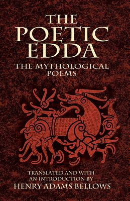 The Poetic Edda: The Mythological Poems Cover Image