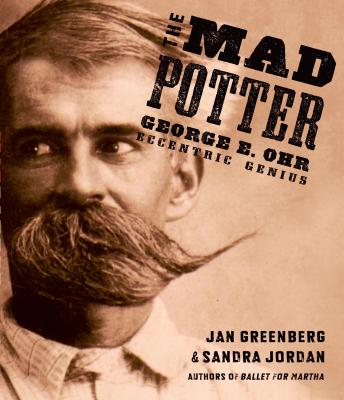The Mad Potter Cover