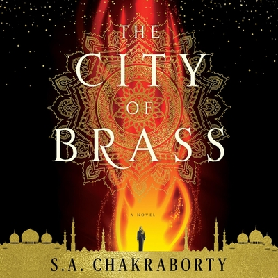 The City of Brass Cover Image