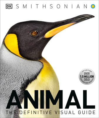 Animal: The Definitive Visual Guide, 3rd Edition Cover Image