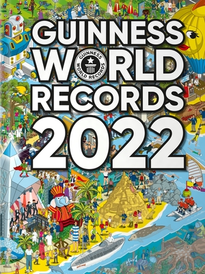 Guinness World Records 2022 Cover Image