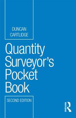 Quantity Surveyor's Pocket Book Cover Image