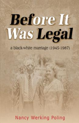 Cover for Before It Was Legal