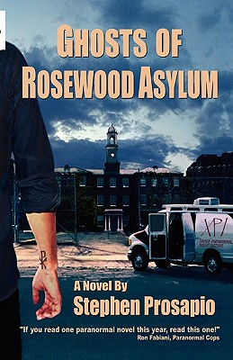 Ghosts of Rosewood Asylum Cover