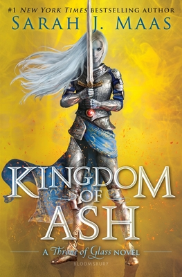 Kingdom of Ash (Throne of Glass) Cover Image