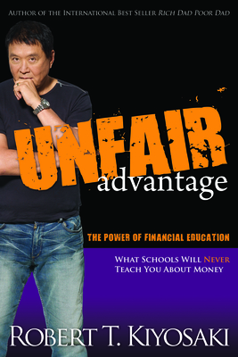 Unfair Advantage Cover