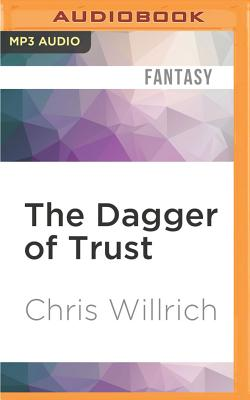 The Dagger of Trust (Pathfinder Tales) Cover Image