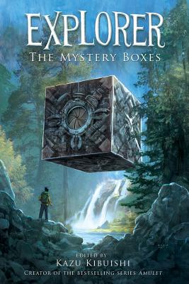 Explorer: The Mystery Boxes Cover Image