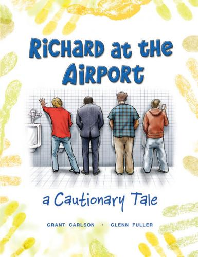 Richard at the Airport Cover Image