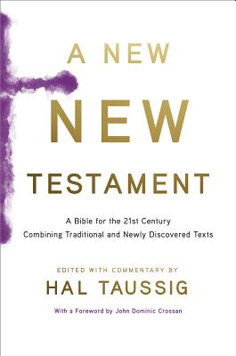 A New New Testament Cover
