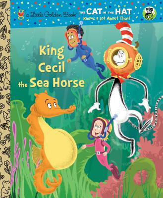 King Cecil the Sea Horse Cover