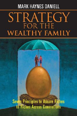 Strategy for the Wealthy Family Cover