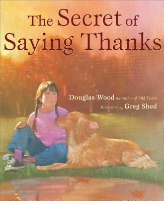 The Secret of Saying Thanks Cover