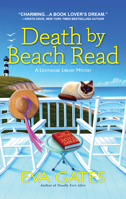 Death By Beach Read (A Lighthouse Library Mystery #9) Cover Image