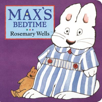 Max's Bedtime (Max and Ruby) Cover Image