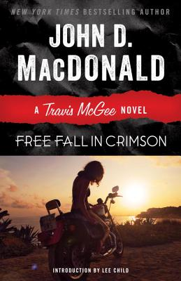 Free Fall in Crimson Cover