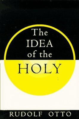 The Idea of the Holy (Galaxy Books) Cover Image