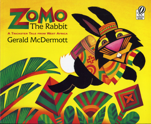 Zomo the Rabbit: A Trickster Tale from West Africa Cover Image