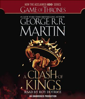A Clash of Kings (HBO Tie-in Edition): A Song of Ice and Fire: Book Two Cover Image