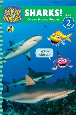 Splash and Bubbles: Sharks! Cover Image