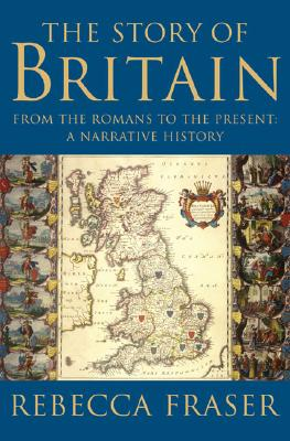 The Story of Britain Cover