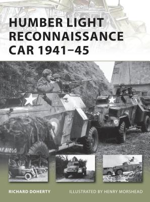 Humber Light Reconnaissance Car 1941 45 Cover