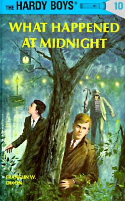 Hardy Boys 10: What Happened at Midnight (The Hardy Boys #10) Cover Image