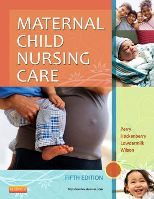 Cover for Maternal Child Nursing Care