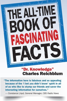 The All-Time Book of Fascinating Facts Cover Image