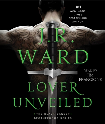 Lover Unveiled (The Black Dagger Brotherhood series #19) Cover Image